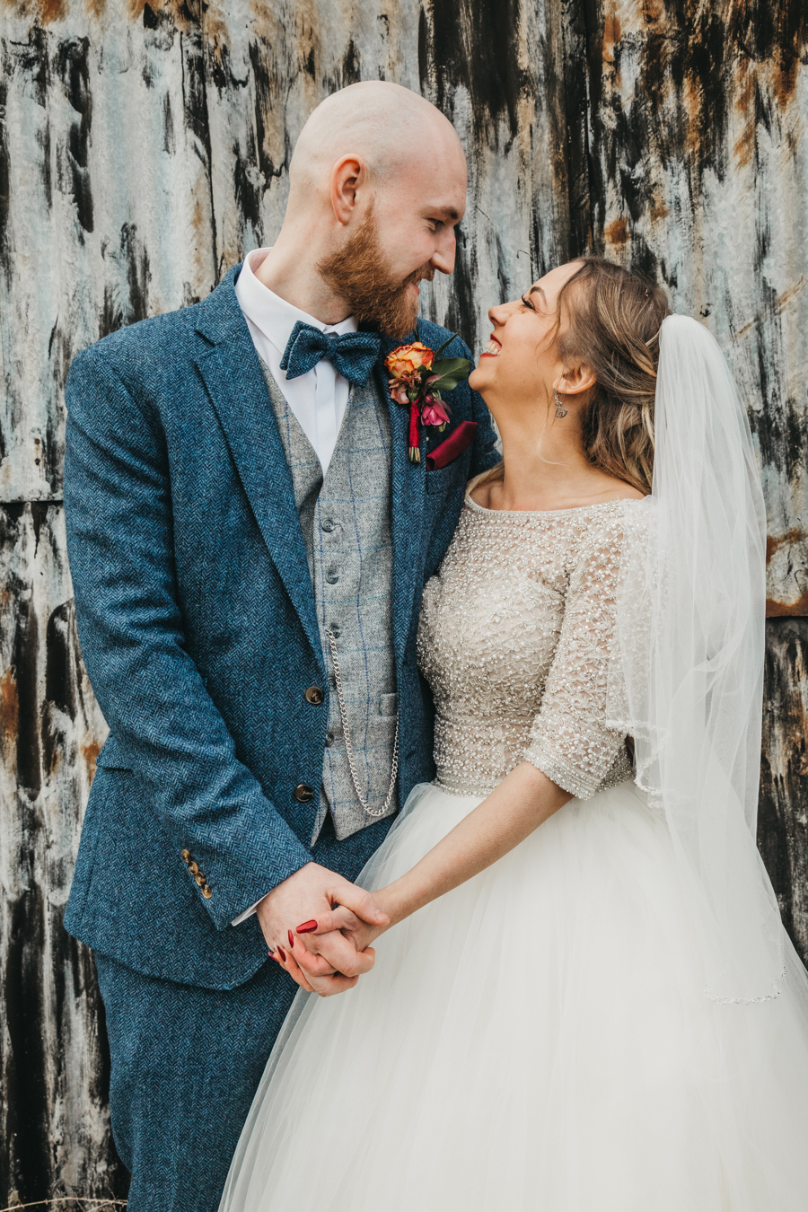 Sophie & Chris's beautiful English wedding at Curradine Barns, with Nellie Photography (36)