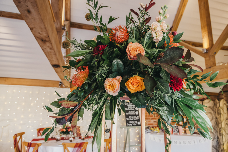 Sophie & Chris's beautiful English wedding at Curradine Barns, with Nellie Photography (18)