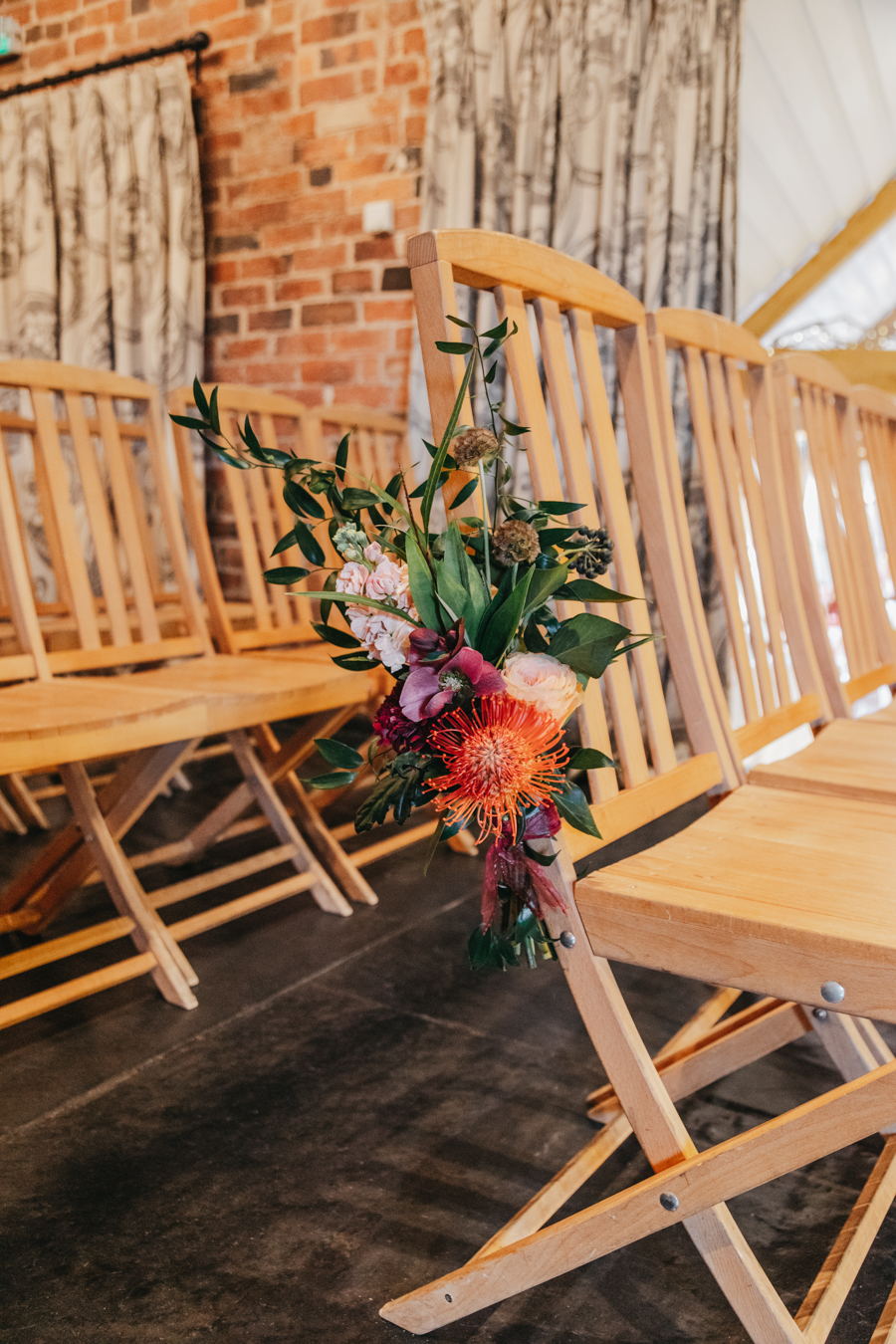 Sophie & Chris's beautiful English wedding at Curradine Barns, with Nellie Photography (7)