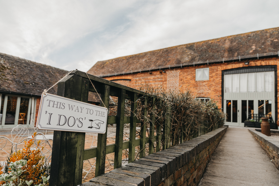 Sophie & Chris's beautiful English wedding at Curradine Barns, with Nellie Photography (2)