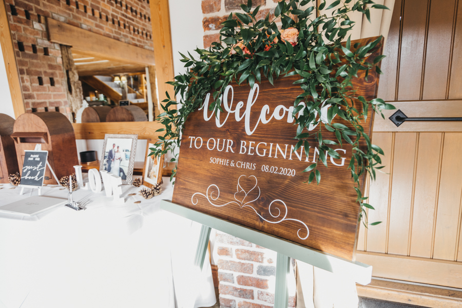 Sophie & Chris's beautiful English wedding at Curradine Barns, with Nellie Photography (9)