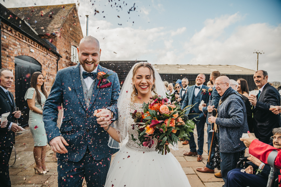 Sophie & Chris's beautiful English wedding at Curradine Barns, with Nellie Photography (26)