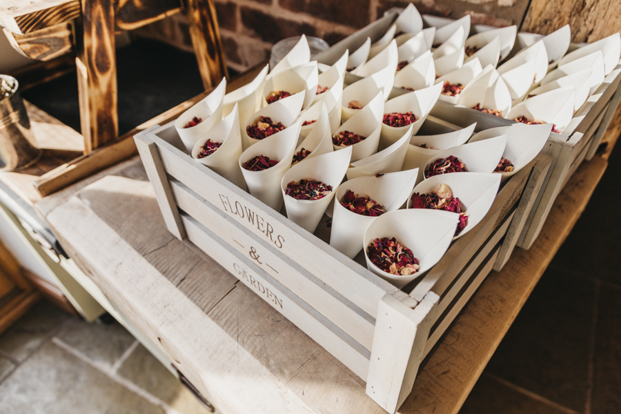 Sophie & Chris's beautiful English wedding at Curradine Barns, with Nellie Photography (10)