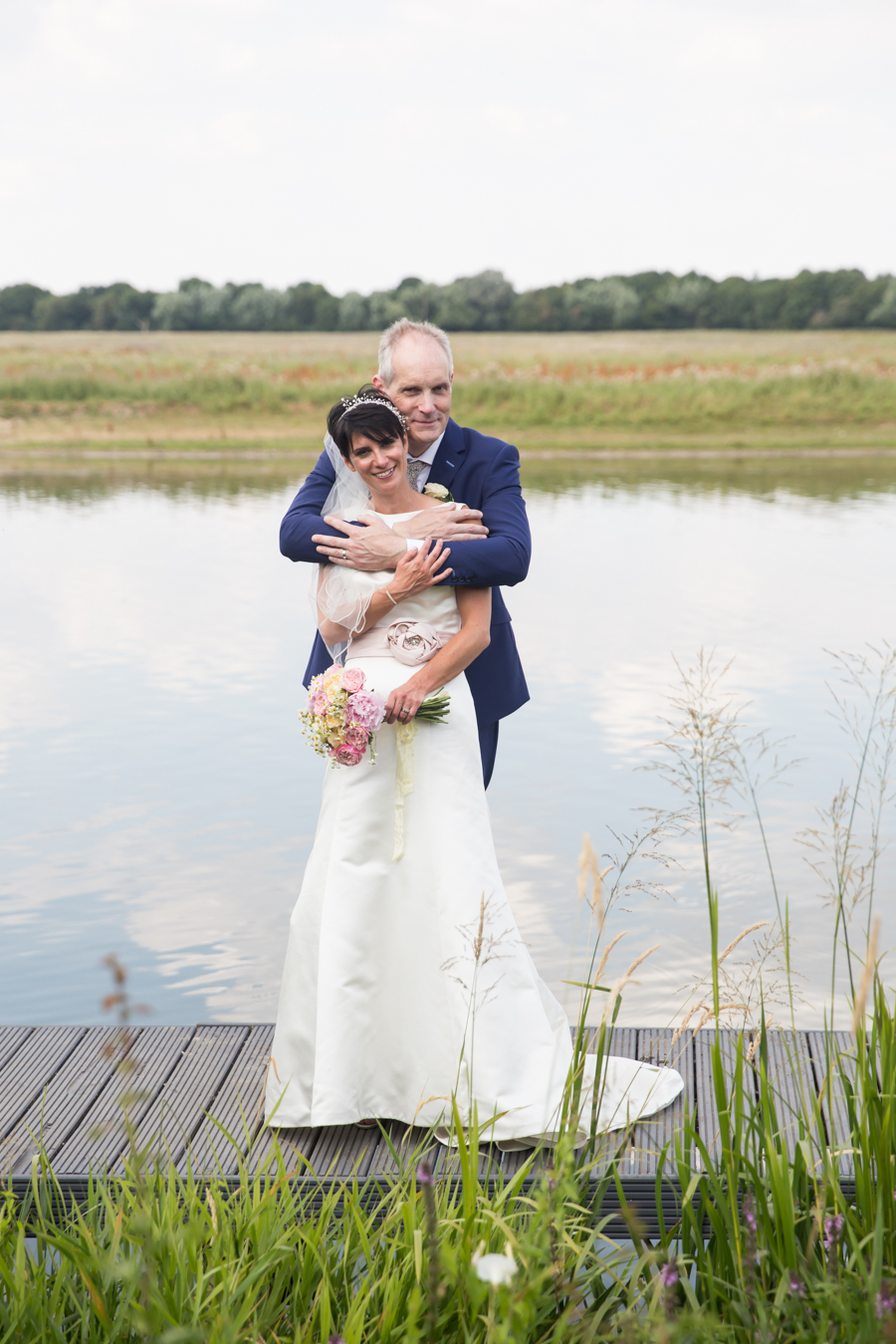 Dorothée and Lee's Oxford wedding, with Hannah Larkin Photography (19)
