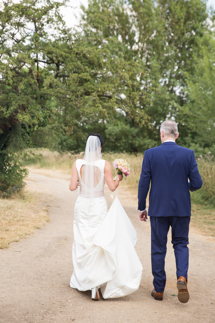 Dorothée and Lee's Oxford wedding, with Hannah Larkin Photography (21)