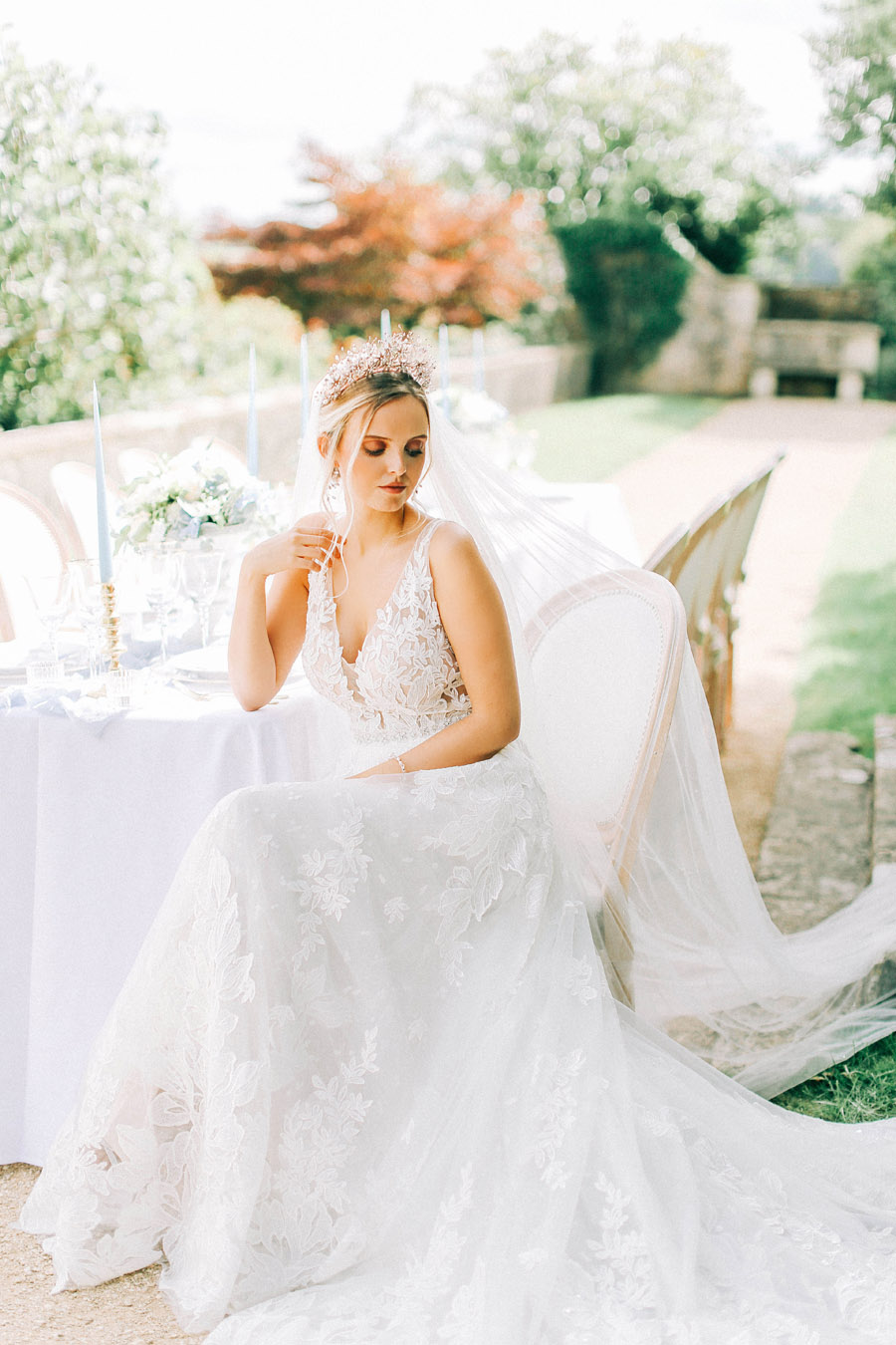 Enchanted Fairytale inspired shoot at Hamswell House, photography credit Charlotte Wise, wedding planner Lucy Ann Reid (16)