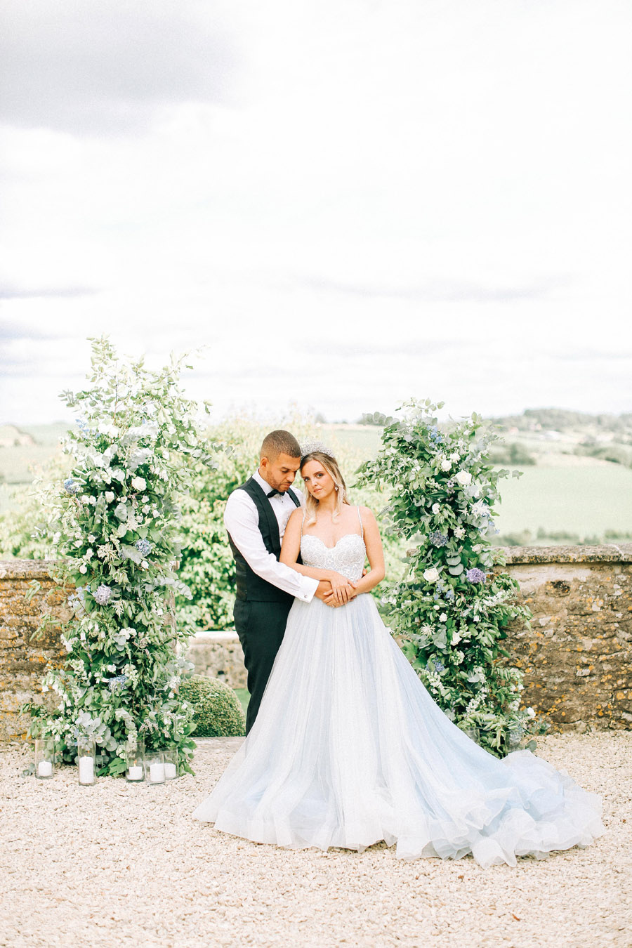 Enchanted Fairytale inspired shoot at Hamswell House, photography credit Charlotte Wise, wedding planner Lucy Ann Reid (21)