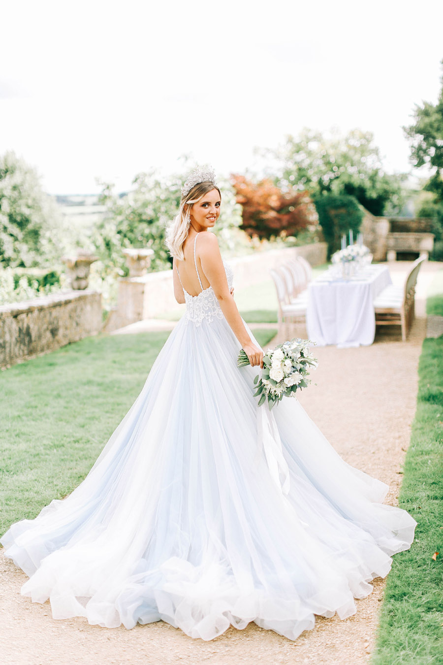 Enchanted Fairytale inspired shoot at Hamswell House, photography credit Charlotte Wise, wedding planner Lucy Ann Reid (23)