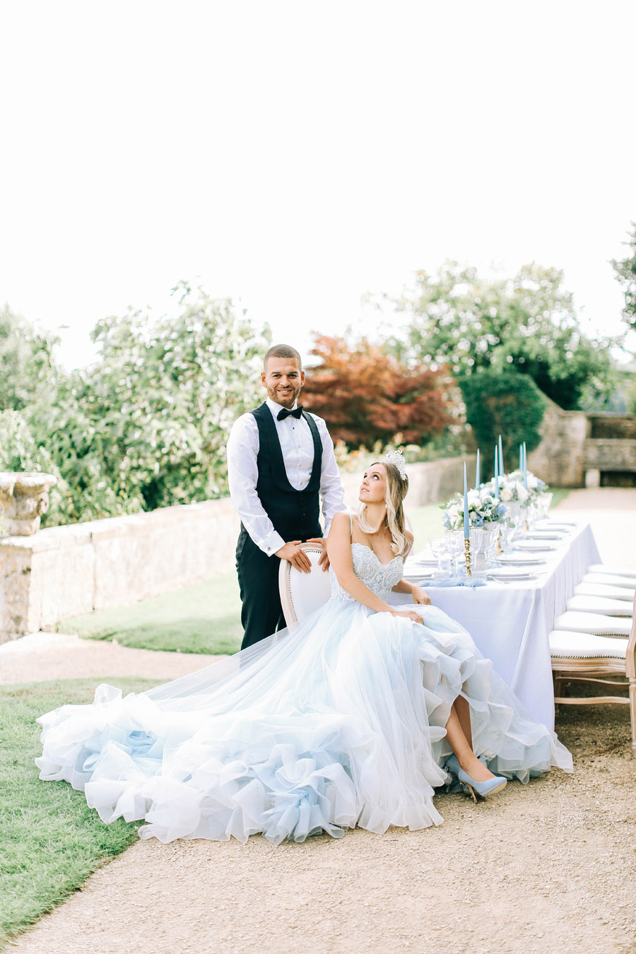 Enchanted Fairytale inspired shoot at Hamswell House, photography credit Charlotte Wise, wedding planner Lucy Ann Reid (26)