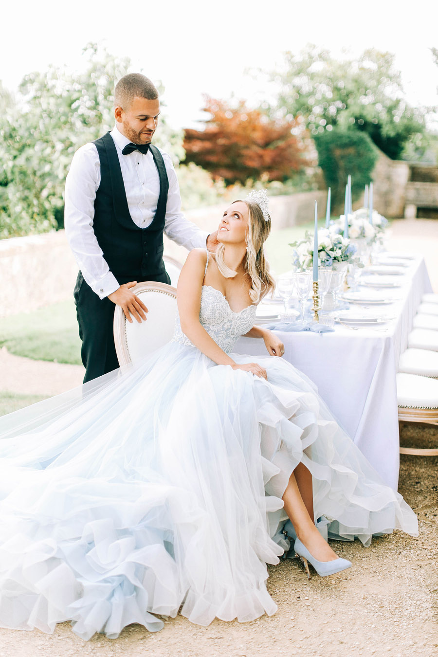 Enchanted Fairytale inspired shoot at Hamswell House, photography credit Charlotte Wise, wedding planner Lucy Ann Reid (28)