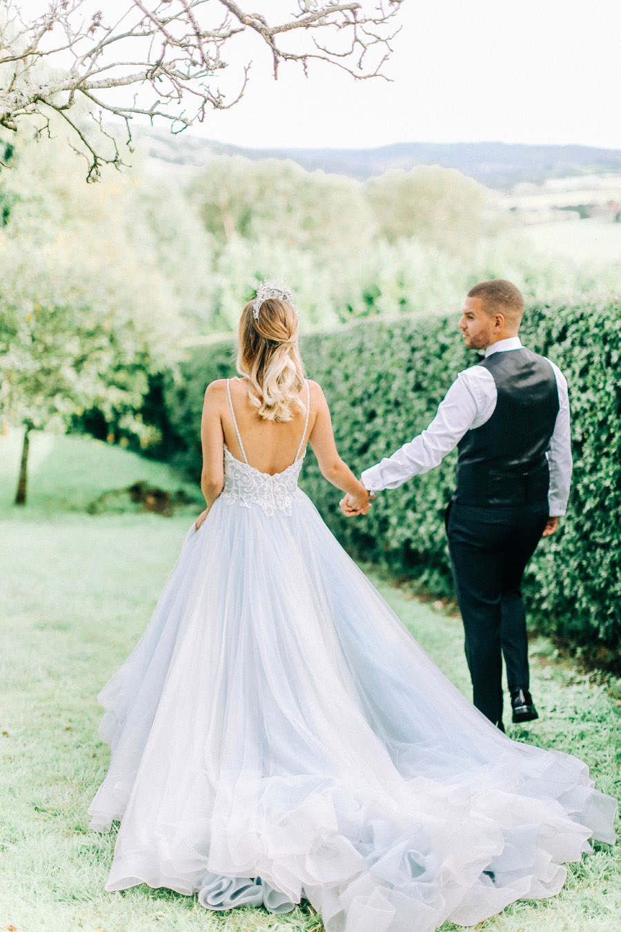Enchanted Fairytale inspired shoot at Hamswell House, photography credit Charlotte Wise, wedding planner Lucy Ann Reid (29)