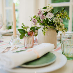 Sweet and simple citrus wedding style inspiration from the Temple of Minerva, Bath