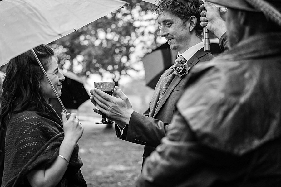 Ayla & Jake's beautiful woodland and village hall wedding in Hampshire, with Linus Moran Photography (10)