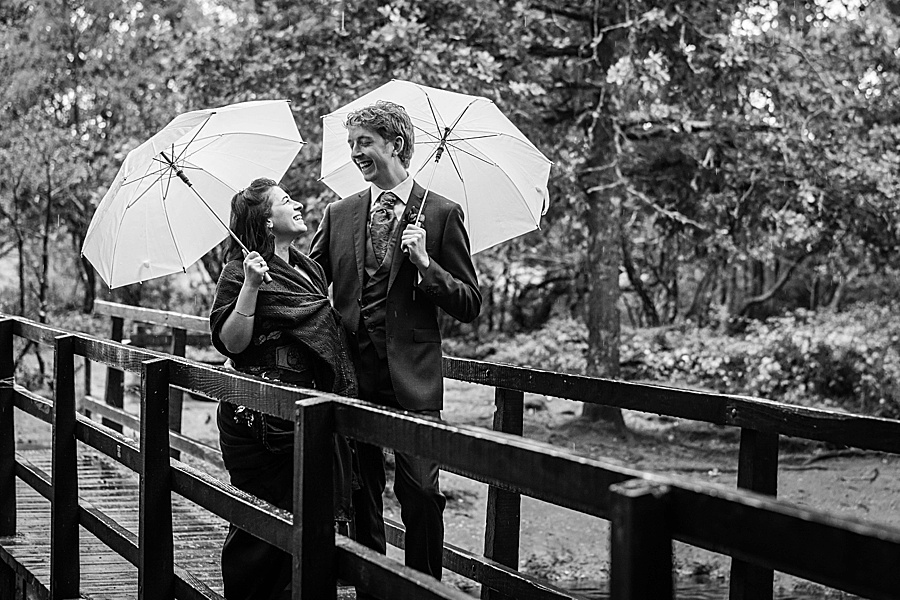 Ayla & Jake's beautiful woodland and village hall wedding in Hampshire, with Linus Moran Photography (18)