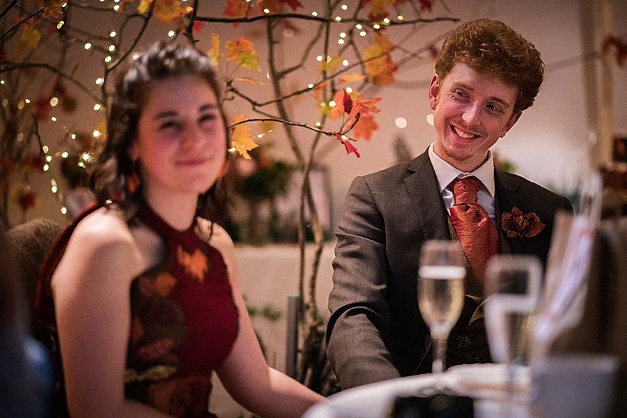 Ayla & Jake's beautiful woodland and village hall wedding in Hampshire, with Linus Moran Photography (29)