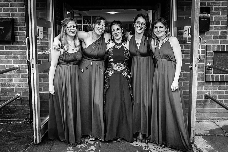 Ayla & Jake's beautiful woodland and village hall wedding in Hampshire, with Linus Moran Photography (30)