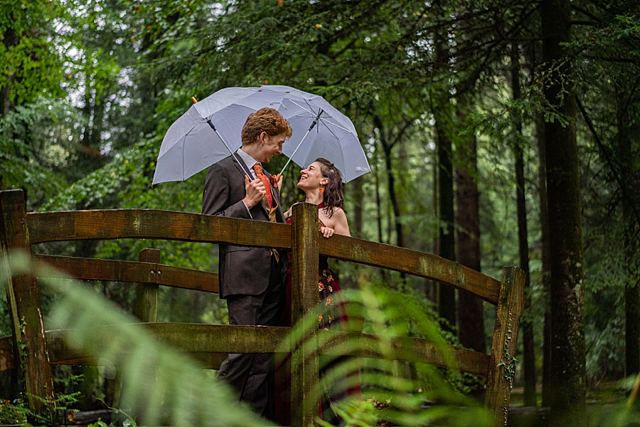 Ayla & Jake's beautiful woodland and village hall wedding in Hampshire, with Linus Moran Photography (34)