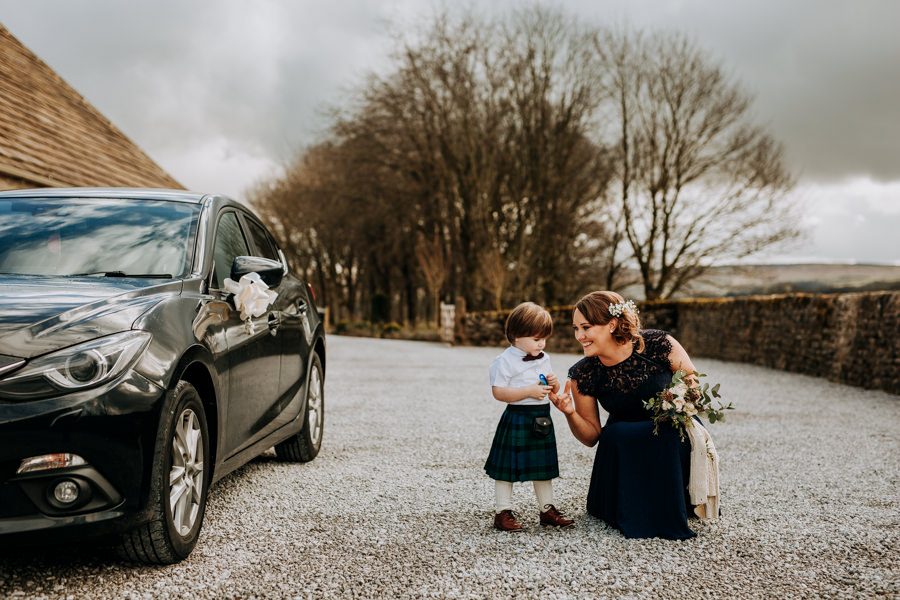 Tim & Emily's rustic and pretty Bolton Abbey wedding, with M and G Photography (17)