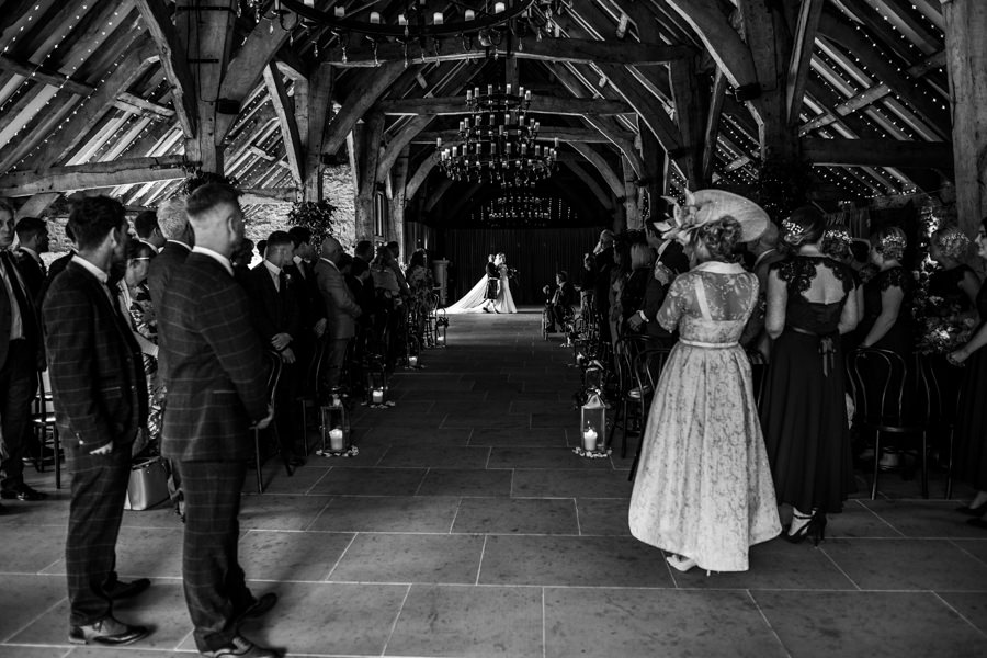 Tim & Emily's rustic and pretty Bolton Abbey wedding, with M and G Photography (21)