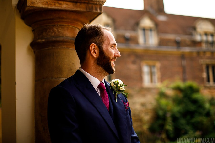 Steph & Tom's classic, timeless Magdalene College wedding, with photography by Lina and Tom (5)