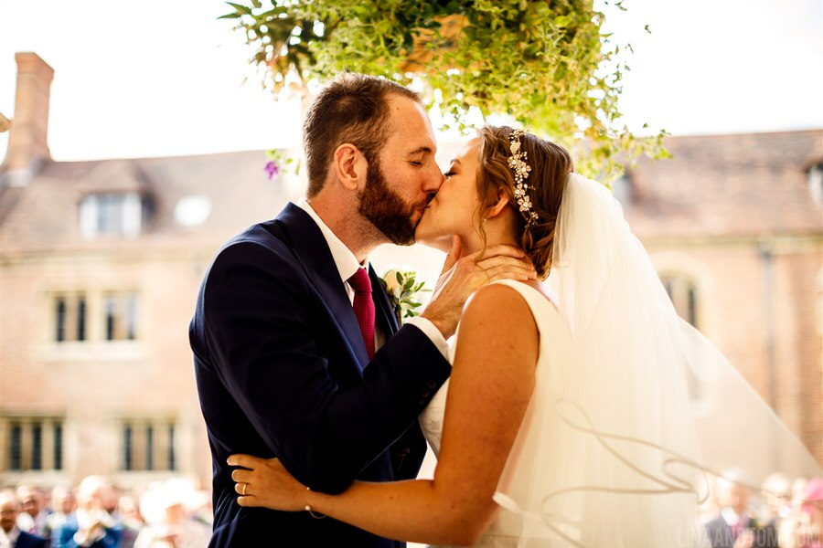 Steph & Tom's classic, timeless Magdalene College wedding, with photography by Lina and Tom (8)