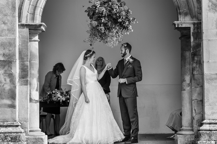 Steph & Tom's classic, timeless Magdalene College wedding, with photography by Lina and Tom (9)