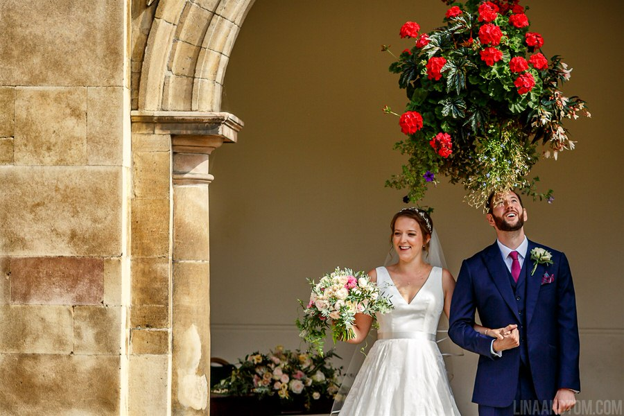 Steph & Tom's classic, timeless Magdalene College wedding, with photography by Lina and Tom (11)