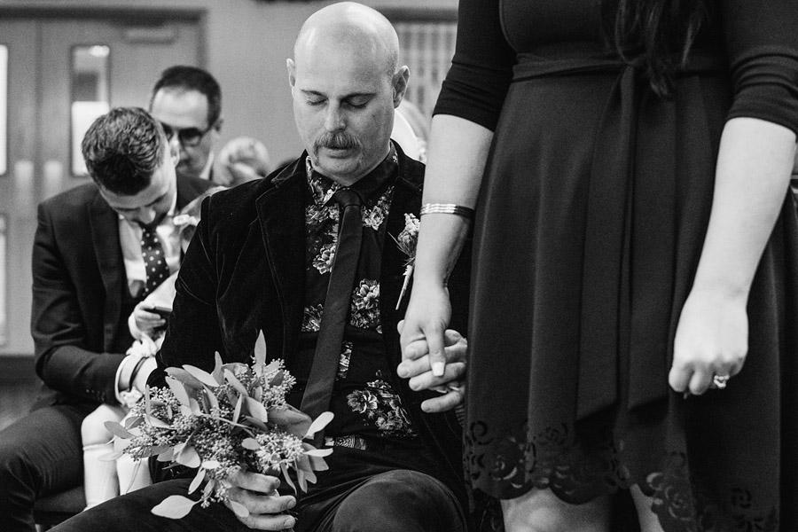 Olivia & Elliott's epic party of a London wedding at TT Liquor Whisky Bar, with York Place Studios (20)