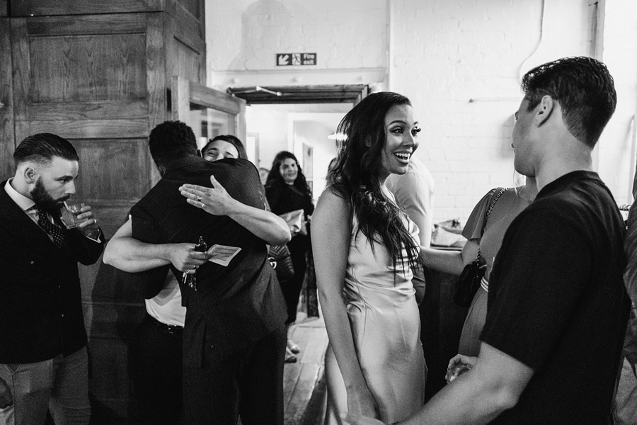Olivia & Elliott's epic party of a London wedding at TT Liquor Whisky Bar, with York Place Studios (40)