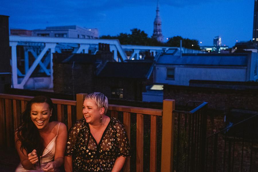 Olivia & Elliott's epic party of a London wedding at TT Liquor Whisky Bar, with York Place Studios (43)