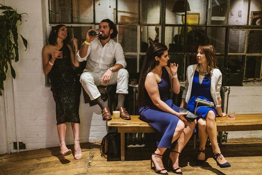 Olivia & Elliott's epic party of a London wedding at TT Liquor Whisky Bar, with York Place Studios (47)