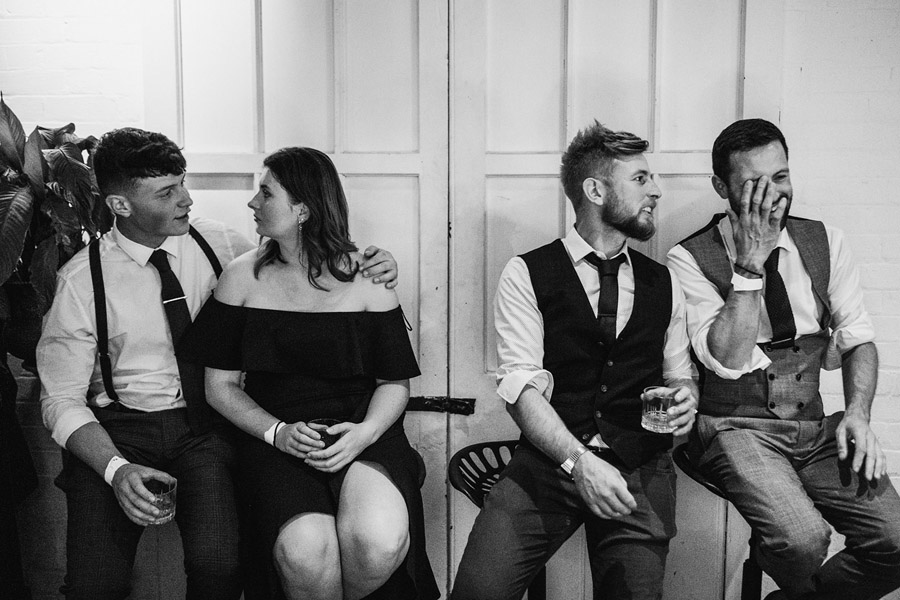 Olivia & Elliott's epic party of a London wedding at TT Liquor Whisky Bar, with York Place Studios (49)