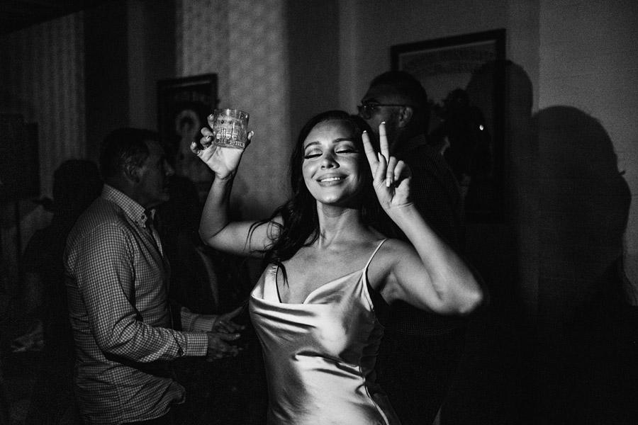 Olivia & Elliott's epic party of a London wedding at TT Liquor Whisky Bar, with York Place Studios (52)