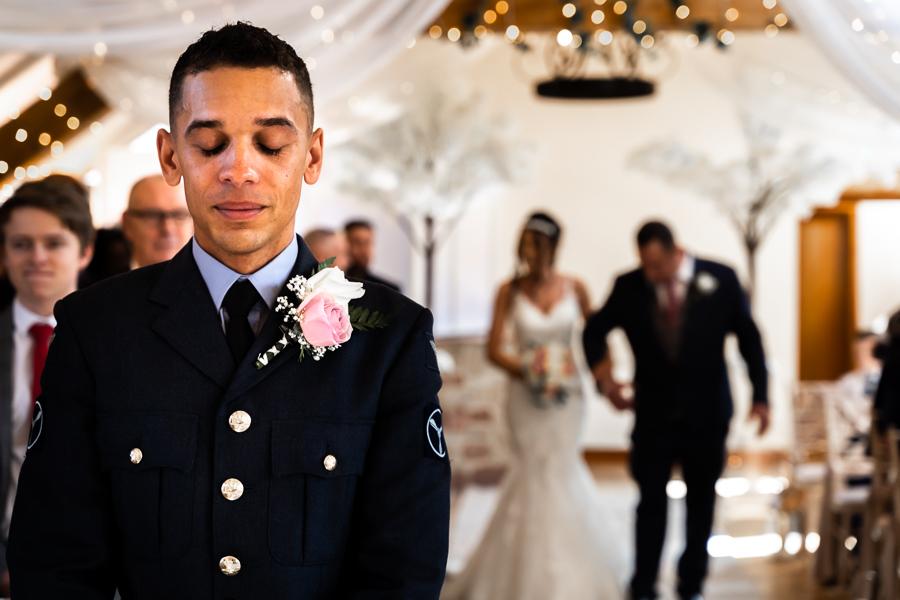 Aimee & Dan's elegant rustic Beeston Manor wedding, with Phil Salisbury Photography (5)