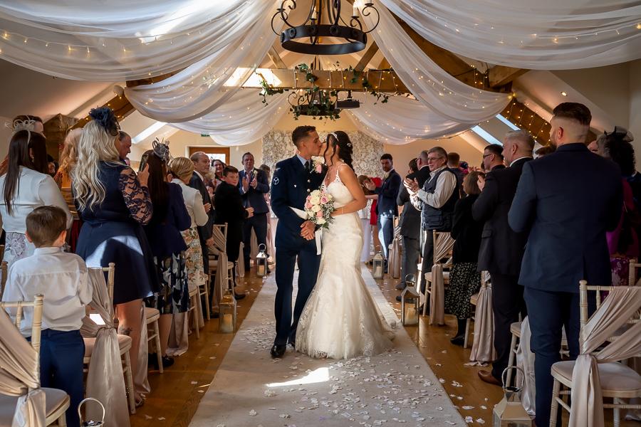 Aimee & Dan's elegant rustic Beeston Manor wedding, with Phil Salisbury Photography (8)