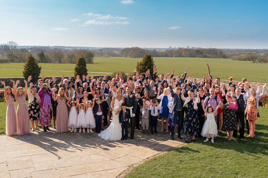 Aimee & Dan's elegant rustic Beeston Manor wedding, with Phil Salisbury Photography (11)