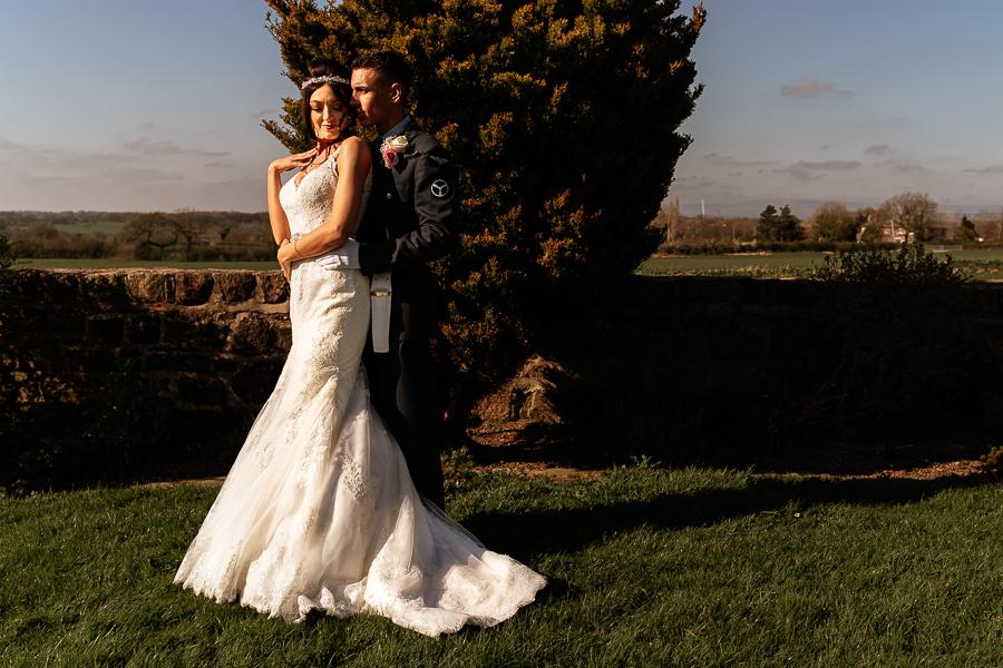 Aimee & Dan's elegant rustic Beeston Manor wedding, with Phil Salisbury Photography (15)