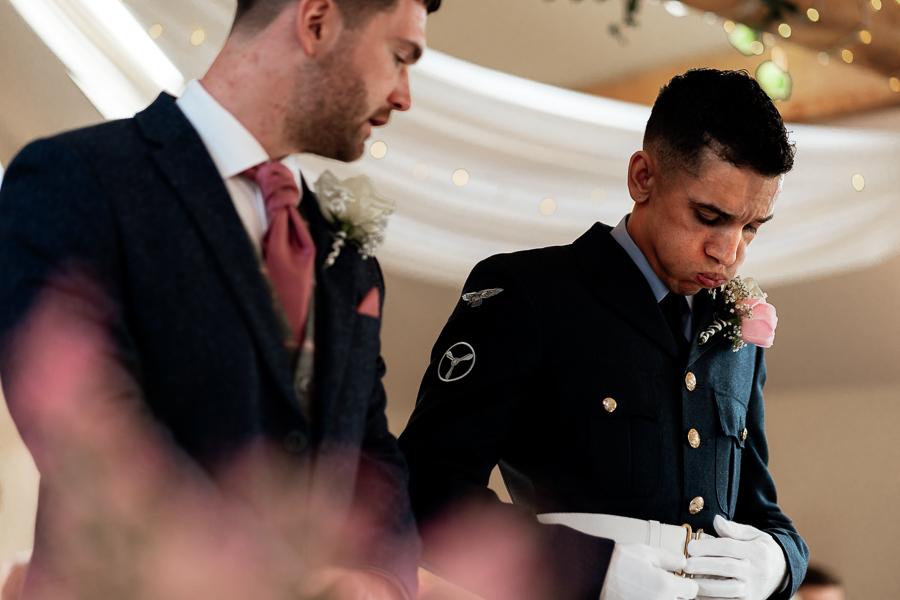 Aimee & Dan's elegant rustic Beeston Manor wedding, with Phil Salisbury Photography (19)