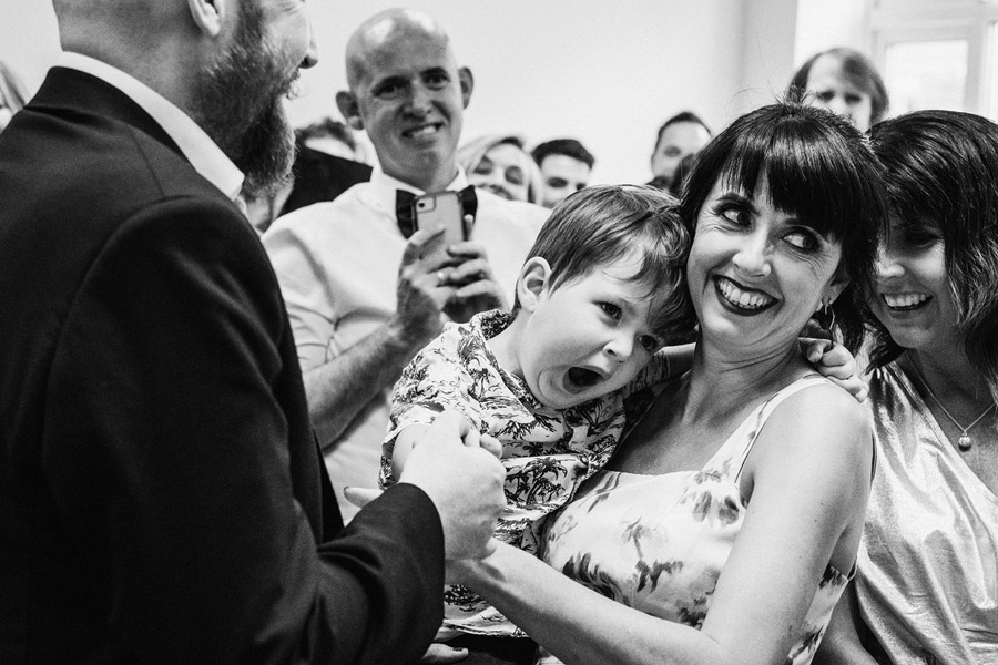Rachael & Charlie's alternative family wedding at One Friendly Place, with York Place Studios (15)