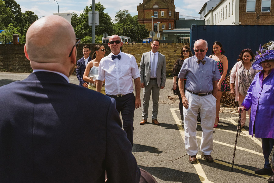 Rachael & Charlie's alternative family wedding at One Friendly Place, with York Place Studios (6)