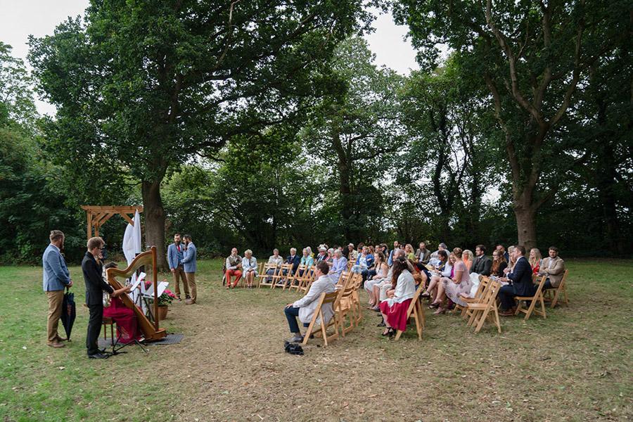 David and Samantha's creative and beautiful Sopley Lake wedding, with Katie Winter Photography (11)