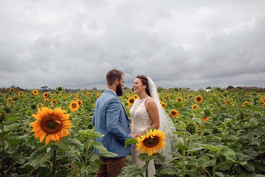 David and Samantha's creative and beautiful Sopley Lake wedding, with Katie Winter Photography (37)