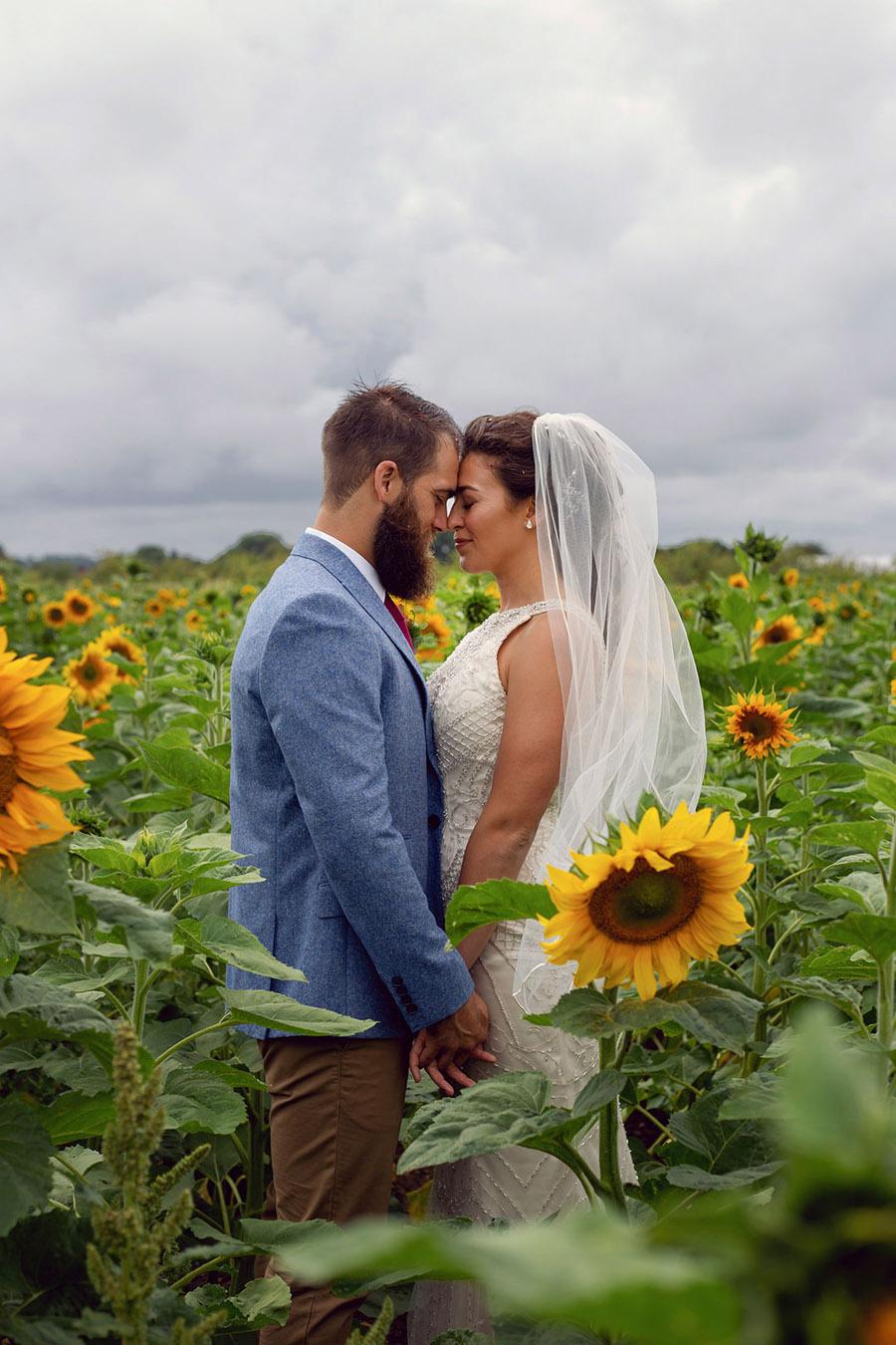 David and Samantha's creative and beautiful Sopley Lake wedding, with Katie Winter Photography (39)