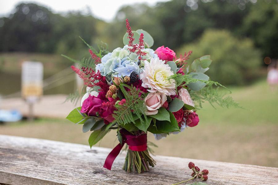 David and Samantha's creative and beautiful Sopley Lake wedding, with Katie Winter Photography (45)