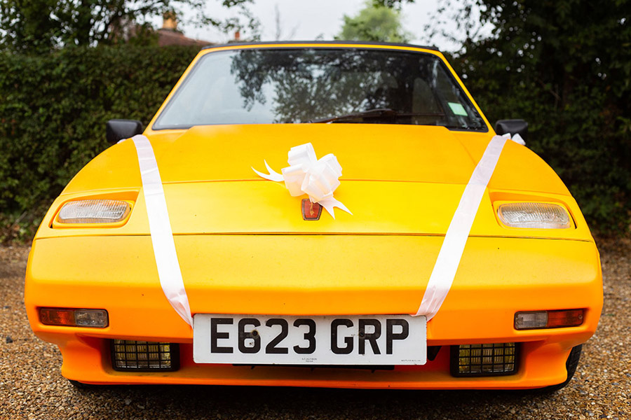 David and Samantha's creative and beautiful Sopley Lake wedding, with Katie Winter Photography (8)
