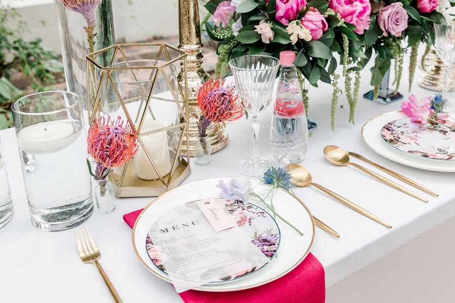 Modern intimate wedding styling inspiration from Slindon House, image credit Kelsie Scully (18)