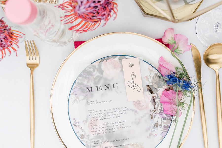Modern intimate wedding styling inspiration from Slindon House, image credit Kelsie Scully (19)