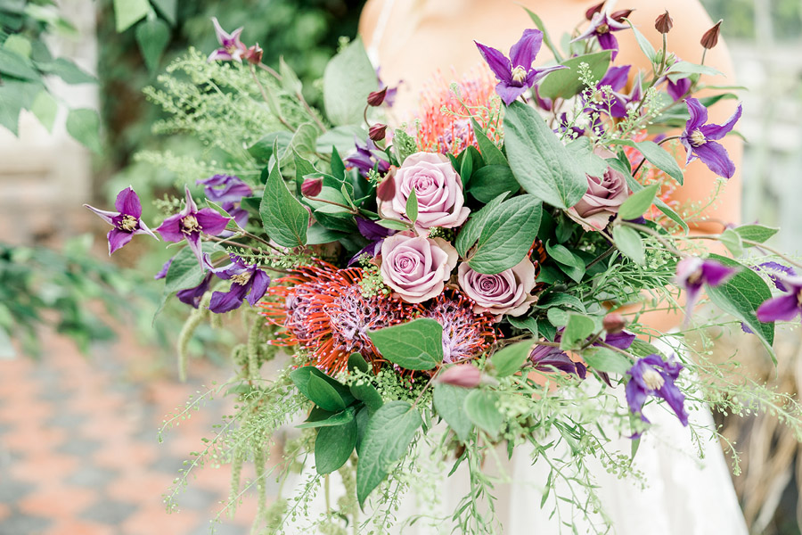 Modern intimate wedding styling inspiration from Slindon House, image credit Kelsie Scully (5)