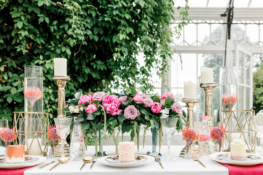 Modern intimate wedding styling inspiration from Slindon House, image credit Kelsie Scully (24)