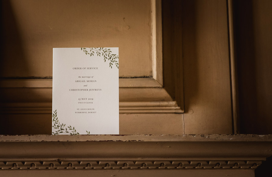 Abi & Chris's classic, timelessly beautiful St Giles House wedding, with Robin Goodlad Photography (12)